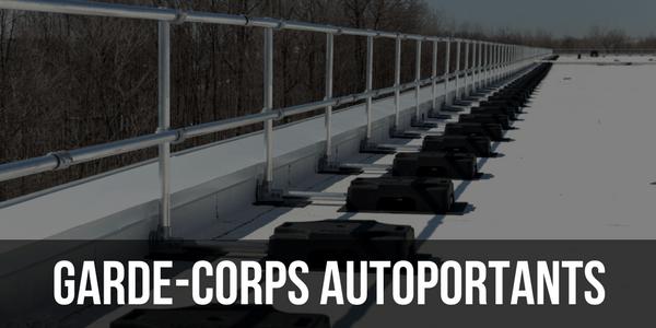 Garde-corps autoportants