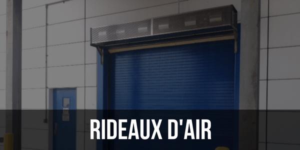 RIDEAUX D'AIR
