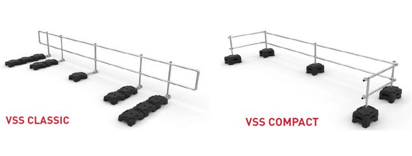 Garde-coprs VSS CLASSIC-COMPACT