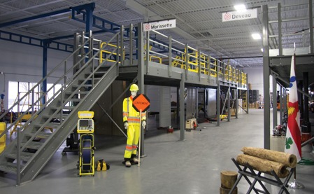 Training-Facility-Mezzanine