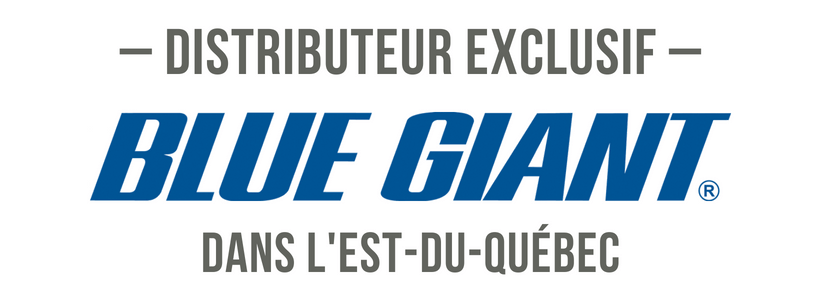 Distributeur exclusif Blue Giant