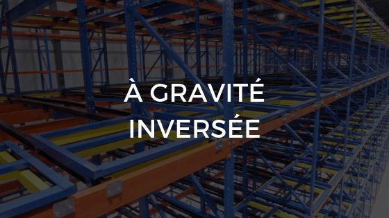 À GRAVITÉ INVERSÉE