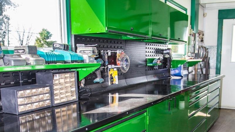 Cabinets pour bâtiments agricoles